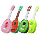 Cute Fruit Musical Guitar ukulele Instrument Toys Children Educational Gifts US