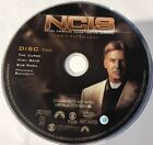 NCIS Season 1 Disc 2 Replacement DVD Disc Excellent Condition