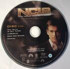 NCIS Season 1 Disc 5 Replacement DVD Disc Excellent Condition