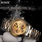 Mechanical Watches Men Skeleton Gold Watch Automatic Mechanical Mens Watche