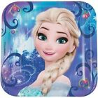 Disney Frozen Birthday Tableware (Plates Napkins Cups Table Covers)