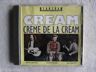 Cream CD Eric Clapton Jack Bruce Ginger Baker Imoprt Psych Rock Blues Hard 1960s