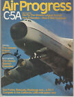 Mar 1971 Air Progress Aviation Magazine C-5A Vitnam Prisons Spartan