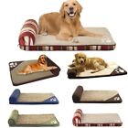 Pet Dog House Bed Sofa Kennel Square Pillow for Small Medium Dog Cat Bed Mat