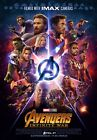 AVNEGERS INFINITY WAR PHOTO MOVIE POSTER 2018