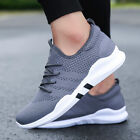 Athletic Sneakers Sport Shoes Running Walking Tennis Lace Up men woman mesh New