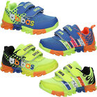 New Boys Shoes Sports Children Kids Trainers Running School Gym Outdoor SIZE