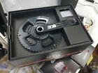 SRM Rotor 3D+ Rechargeable Power Meter with Praxis Chainrings 52/36 165/170