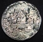 1808 1/2 Draped Bust Hald Cent ~ Damaged with Full Date