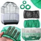 S-L Seed Catcher Guard Mesh Bird Cage Cover Shell Skirt Traps Cage Basket US