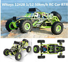US Wltoys 12428 1/12 2.4G 4WD Electric 540 Brushed motor Crawler RC Car RTR A7G4