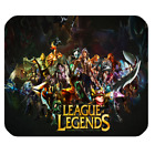 League Of Legends Battle Logo hard Gamming mouse pad New Mouse Mats