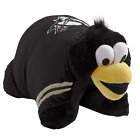 NHL Pittsburgh Pengiuns PLUSH MASCOT PILLOW Hockey Team Stuffed Toy Pet Ages 3+