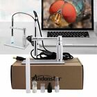 2/5MP USB 500X 8 LED Digital Microscope Endoscope Magnifier Camera+Lift Stand EL