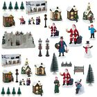 Christmas Battery Operated - LED Light up Village Scenes - Choose Design