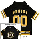 Boston Bruins NHL Pets First Licensed Dog Pet Hockey Jersey, Black Sizes XS-XL $35.95 USD on eBay