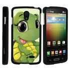 For LG Lucid 3 VS876 Hard Fitted 2 Piece Snap On Case