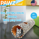 Pet Cat Kitten Toy Bell Balls Ball Interactive Play Fun