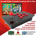 Raspberry Pi Arcade Game Retro Console Joystick All In One 128gb