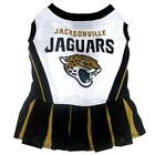 Jacksonville Jaguars NFL Cheerleader Dog Pet Dress Outfit Sizes XS-M $23.7 USD on eBay