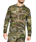 Under Armour UA Base Early Season Threadborne™ Ridge Reaper® Forest Camo HoodieBase Layers - 177867