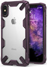 For iPhone X XS XR XS Max | Ringke [FUSION-X] Shockproof Armor Bumper Case Cover <br/> IN-STOCK✔ RINGKE&reg; OFFICIAL✔ FREE SHIPPING✔ BEST SELLER✔