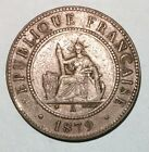 1879 A 1 Centina French Cochinchina Vetnam