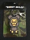NEW BAPE A Bathing Ape Baby Milo Key Ring Chain Keyring Keychain Gifts