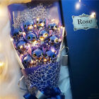 Flower Stitch Rose Cartoon Bouquet Gift Box Birthday Romantic Christmas light
