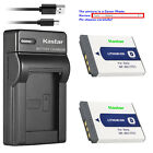 Kastar Battery Slim Charger for Sony NP-BD1 BC-CSD Sony DSC-TX1 Digital Camera