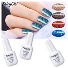 FairyGlo Sequined Glitter Gel Nail Polish Lacquer UV LED Soa