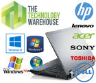 Dell, Hp, Lenovo, Sony Laptop - Create Your Own Spec - Windows Xp, Vista, 7, 10