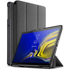 For Galaxy Tab S4 10.5 Case【Exact】Ultra Slim-Shell Cover w/ S Pen Holder 5 Color