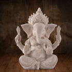 306C A985 Buddha Elephant Statue Sculptures Sandstone Figurine Garden Home Decor