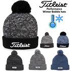 TITLEIST GOLF WINTER HAT BEANIE OR BOBBLE HAT **NEW** TITLEIST HAT GOLF BEANIE