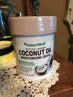 NatureWell Ultra Refined Cocnut OIL Moisturizing Cream 16oz SEALED