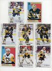 8 17/18 OPC PITTBURGH PENGUINS CARDS   MINT