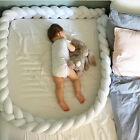 Baby Infant Bedding Bumper Collision Creeping Soft Guardrail Crib Safety Protect