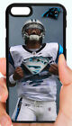 CAM NEWTON PANTHERS NFL PHONE CASE FOR iPHONE XR XS MAX X 8 7 6S 6 PLUS 5C 5S 4S