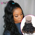 360 Lace Frontal Wigs Pre Plucked Brazilian Body Wave Human Hair Lace Front Wigs