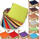Cushion Seat Pads Indoor Home Dining Kitchen Office Chair Tie On - Square