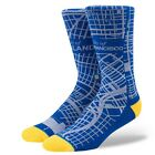 Stance Golden State Warrior Klay Thompson East Bay Socks M558C17EAS Size L