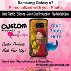 Customized Photo Picture Phone Case Cover For Samsung Galaxy S7