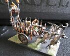 Warhammer Fantasy Battles Corpse Cart missing necromancer painted