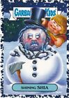 """2018 Garbage Pail Kids The HORROR-IBLE """"PICK-A-SINGLE"""" BRUISED/BLACK PARALLEL"""