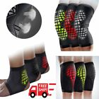 Elastic Sports Leg Knee Foot Support Brace Wrap Protector Knee Pad Sleeve MA