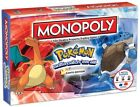 Monopoly Board Game Pokemon Edition Choose Your Favourite Token from Pokemon