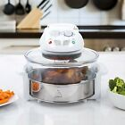 Tabletop Halogen Hot Air Cooker 12 Qt Turbo Convection Oven New Hot Air Fryer