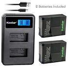Kastar Battery Dual Charger for Gopro3 AHDBT-302 GoPro HD HERO3+ Silver Edition