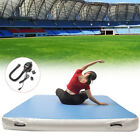 78.74x78.74x7.87inch Inflatable Air Mat Tumbling Track Gymnastics Fitness